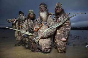 duck dynasty - guns